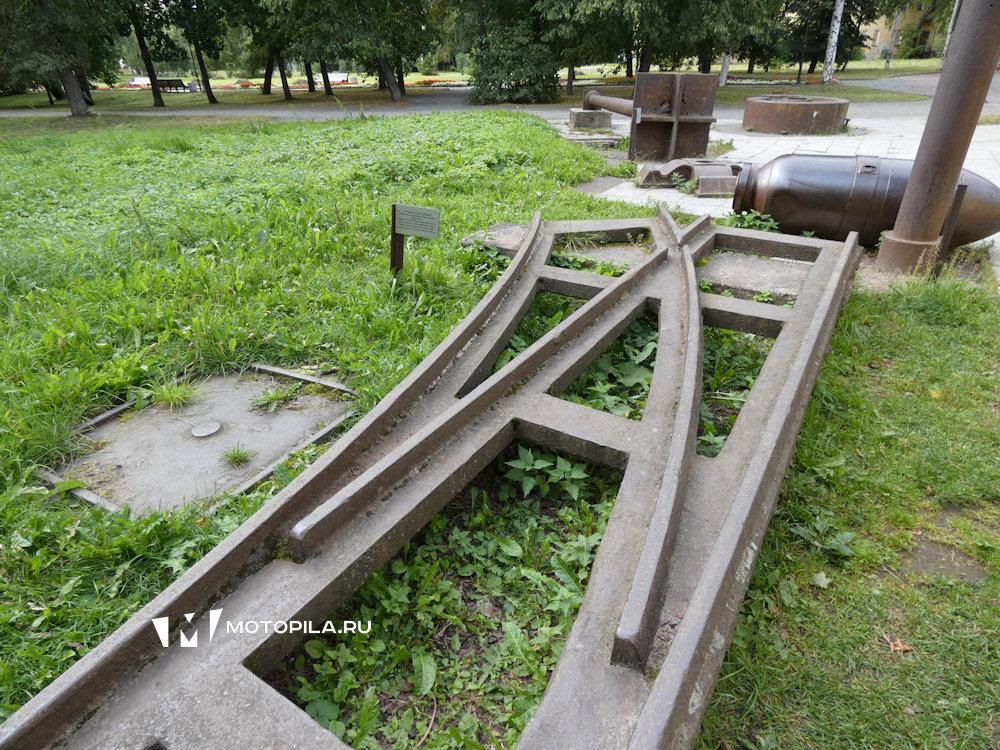 Первая в России железная дорога. Александровский пушечный завод. 1788 год.